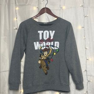 Toy Story Christmas Pullover